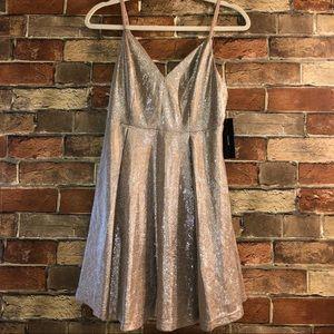 Gold Lulu's Dress